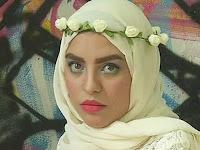Model Difabel Berhijab Cantik dari Mesir Rania Roushdy