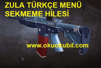 Zula Mobile v3 Mod Sekmeme Türkçe Menu Hileli Apk + Obb İndir Mayıs 2020