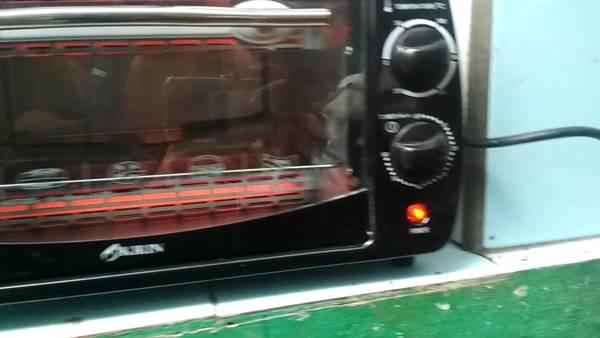 oven-benda-kerja-cat-bubuk