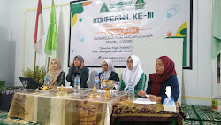 Mutmainah Nahkodai PW IPPNU Gorontalo Masa Khidmat 2021-2024