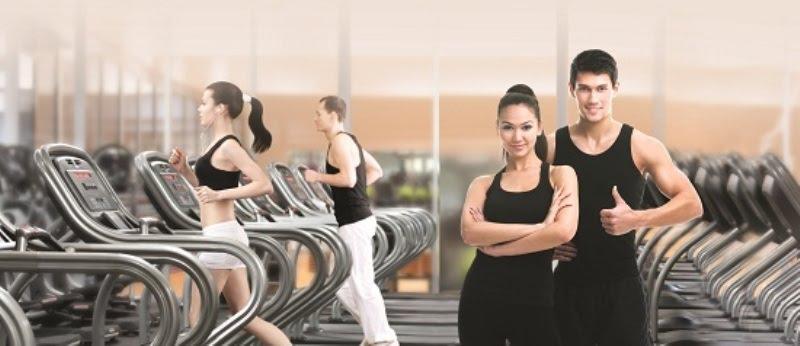Phòng tập Gyms tại dự án chung cư Panorama - Hoàng Mai