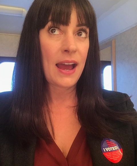 World Richest Actresses - Paget  Brewster