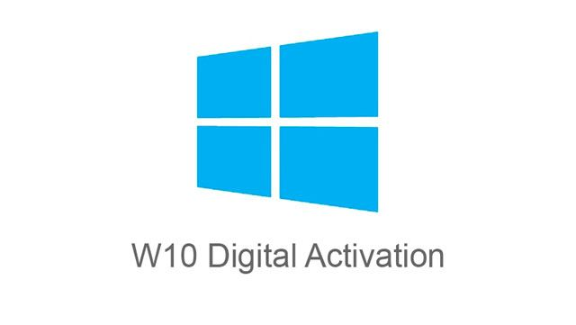 W10 Digital Activation Portable