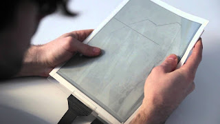 A paper tablet thin like paper is coming soon.