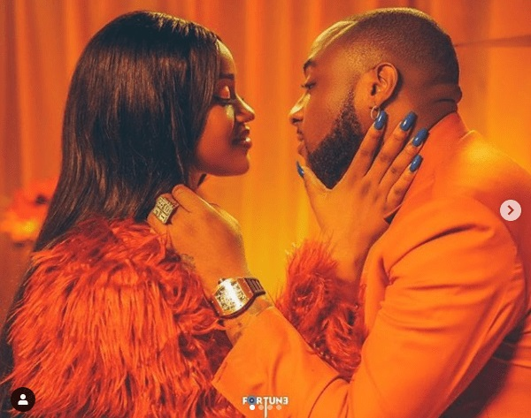 """Because she is the most beautiful woman in the world"" – Davido reveals why he is marrying Chioma"