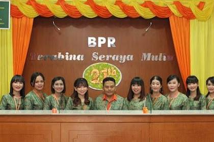 Lowongan Kerja Pekanbaru : PT. BPR Terabina Seraya Mulia Agustus 2017