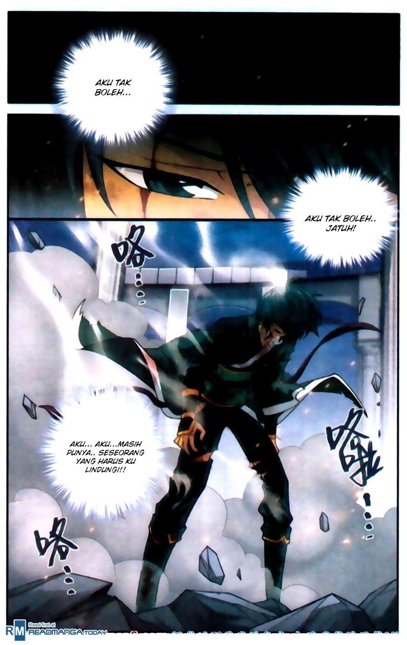 Battle Through the Heavens Chapter 89-22