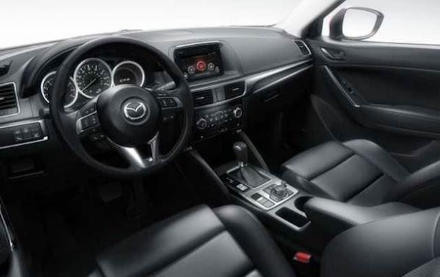 2017 Mazda CX-3 Redesign