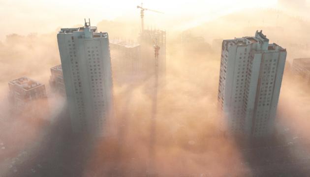 У Києві знову зафіксували рекордно високий рівень забруднення повітря