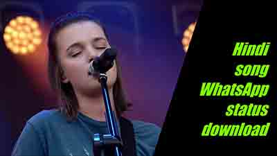 Latest Whatsapp Status Video Hindi Song Download
