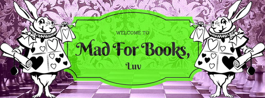 Mad For Books, Luv