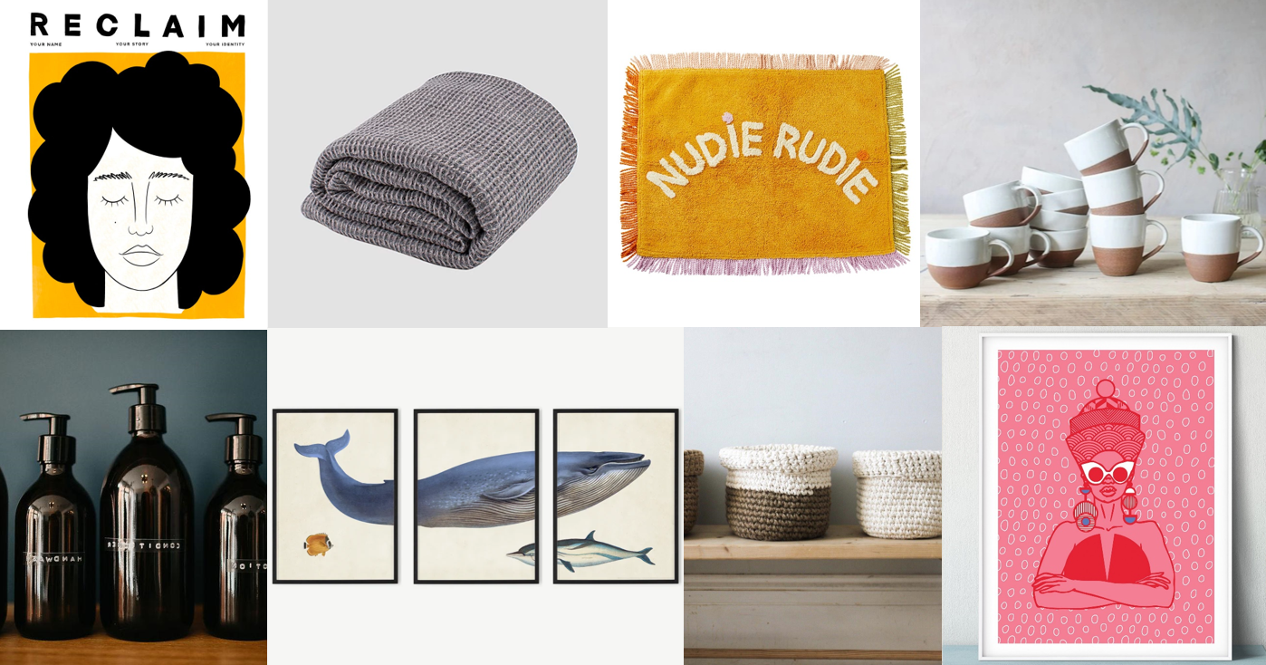 Sustainable Gifts for the Home