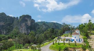 Hotel Murah di Ao Num Mao Bay Krabi - Heaven-7 Hilltop & Ocean View