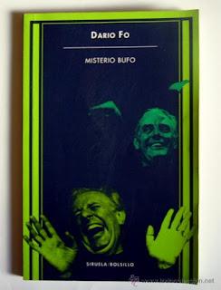"""""""Misterio buffo"""" - Dario Fo"""