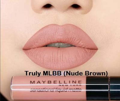Truly MLBB (Nude Brown)