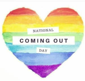 National Coming Out Day Wishes pics free download