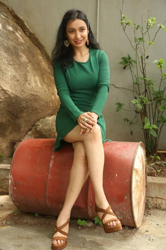 Sakshi Kakkar At College Days Movie Launch Spicy Stills
