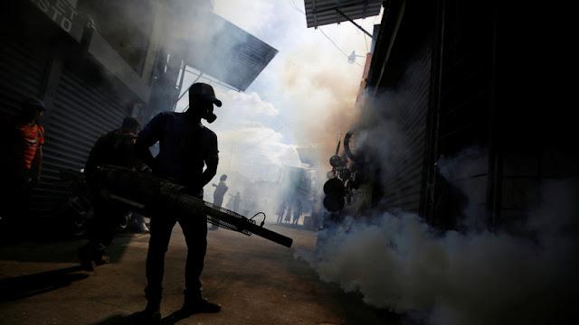 Declaran alerta epidemiológica por dengue en Latinoamérica y el Caribe