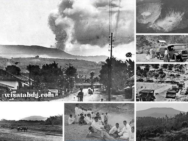 Gunung Tangkuban Parahu, Saksi Bisu Bandung Purba Hingga Bandung Modern
