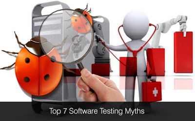 Top 7 Software Testing Myths