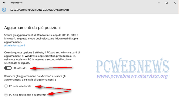 Windows10 e la privacy