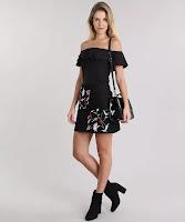 A modelagem é cropped. Essa blusa é perfeita para compor seus melhores looks! Composição: 96% Algodão 4% Elastano