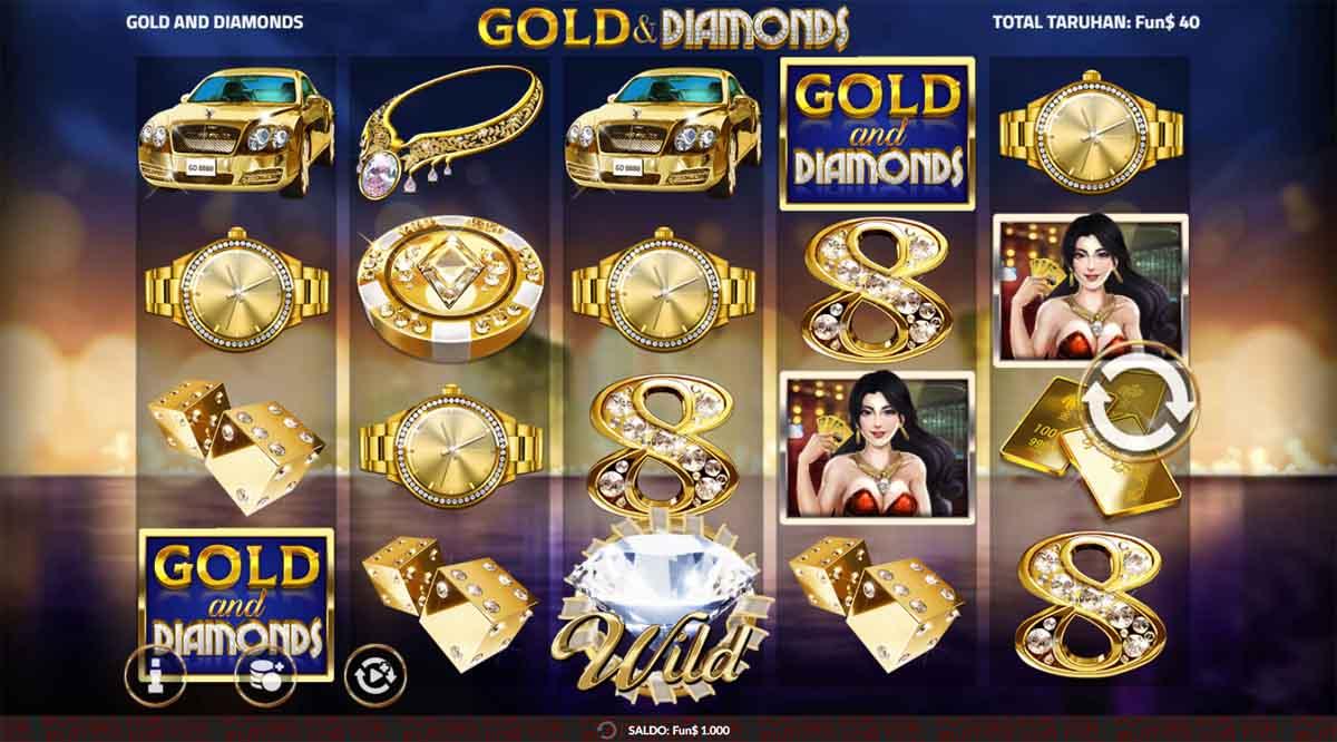 Gold & Diamonds - Demo Slot Online Voidbridge Indonesia