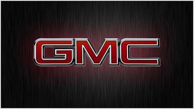 Emblema da GMC com plano de fundo Transparente