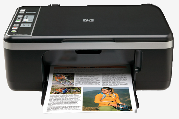 HP Deskjet F4180 All-in-One Printer Drivers