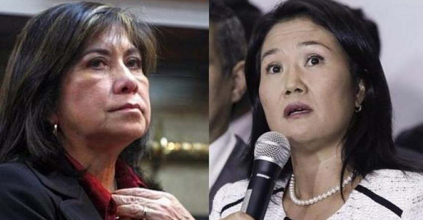 Congresista Martha Chávez renuncia a Fuerza Popular tras mensaje de Keiko Fujimori contra Manuel Merino