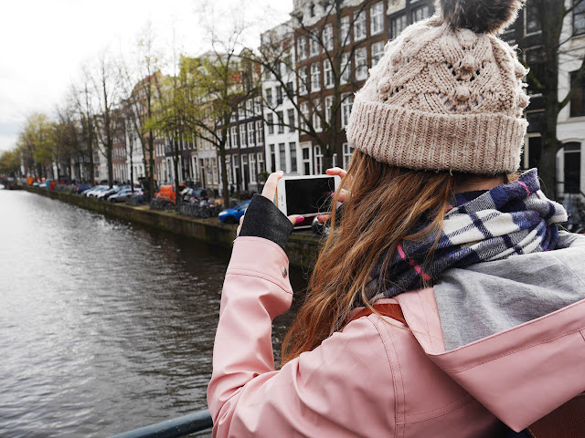 blogger city guide to Amsterdam