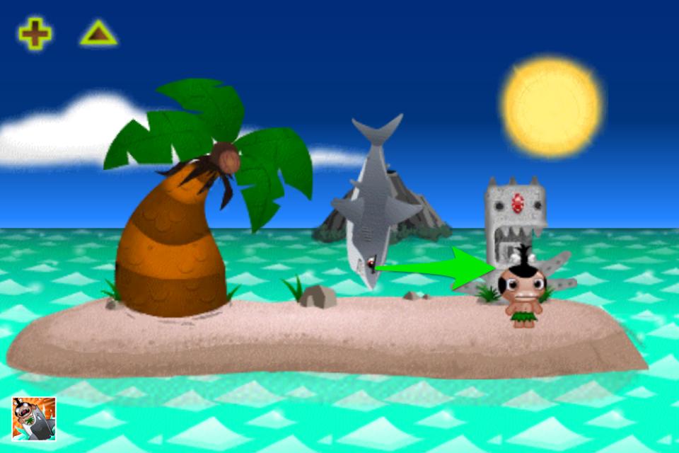 Pocket God - Ultimate Walkthrough: Episode 8 - Jump the Shark