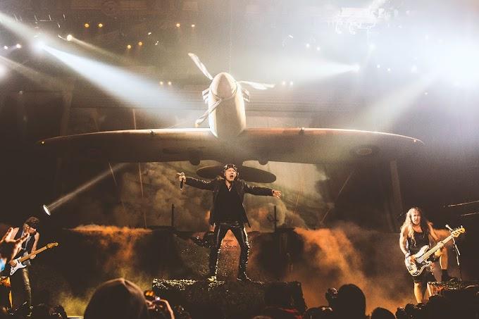 Iron Maiden entre los nominados al Salón de la fama del Rock & Roll