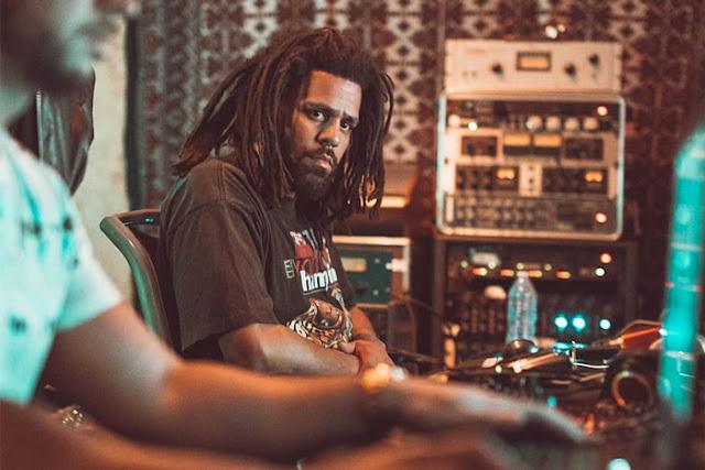 Rapper J.Cole