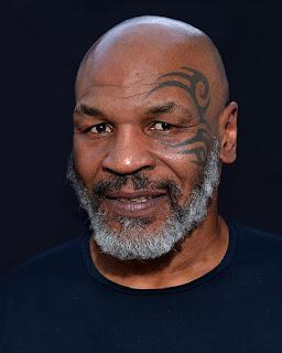 Mike Tyson expected $2.2 million 24 karat gold