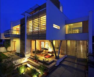 Bentuk Rumah Modern Anda Dengan Secantik Mungkin Agar Nyaman Bagi Penghuninya