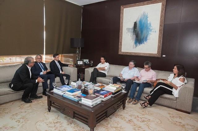 Parceria entre Governo do Ceará e CAF destina US$ 124 milhões para a cultura e o turismo