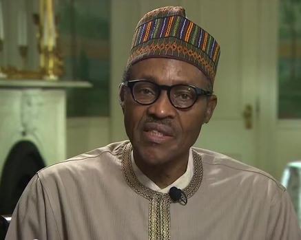 buhari interview cnn christiane amanpour