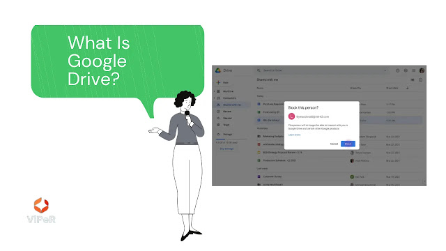 What Is Google Drive? A Closer Look