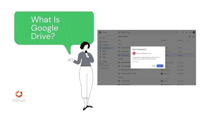 What Is Google Drive? A Closer Look an Online Service Provides Users