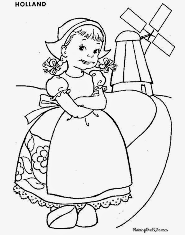 Coloring pages for kids 001