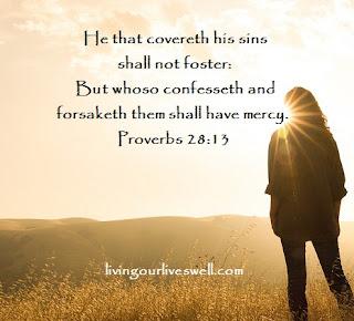 Proverbs 28:13