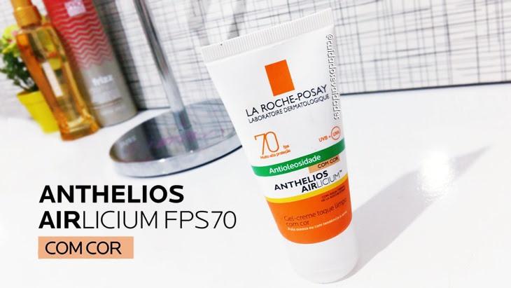 Anthelios Airlicium FPS 70 com Cor