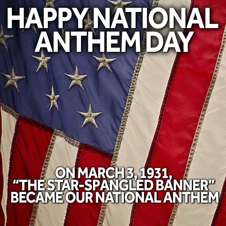 National Anthem Day Wishes Beautiful Image