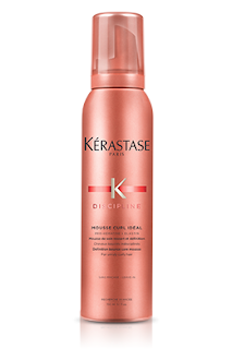 kerastase discipline mousse curl ideal