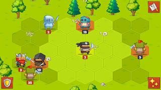 Heroes 2 The Undead King Terbaru Mod Apk v1.05 Full version