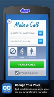 تحميل برنامج تغير الصوت عند الاتصال