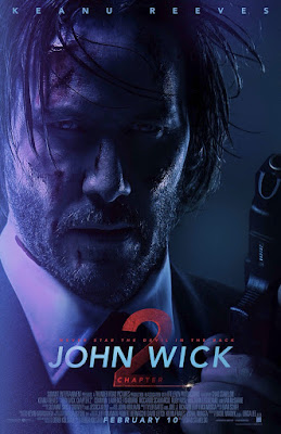 John Wick Chapter 2 Movie Poster 3
