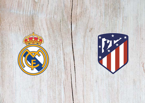 Real Madrid vs Atletico Madrid -Highlights 12 January 2020