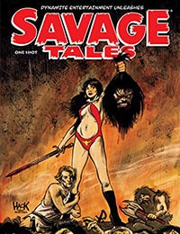 Savage Tales: Vampirella Comic